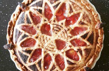 Češnjeva pita