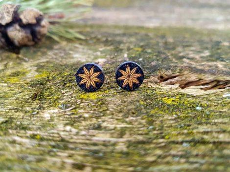 PARAROK-leseni-uhani-zvezde