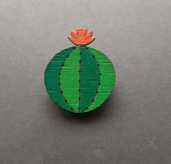 PARAROK-lesena-broška-kaktus (5)