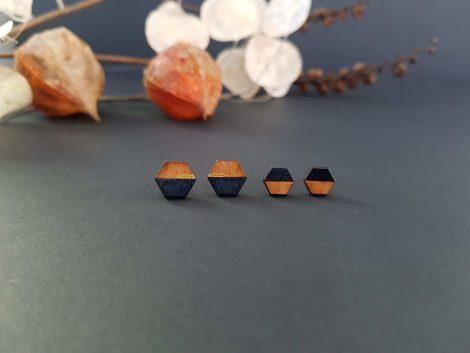 PARAROK-leseni-uhani-šestkotnik
