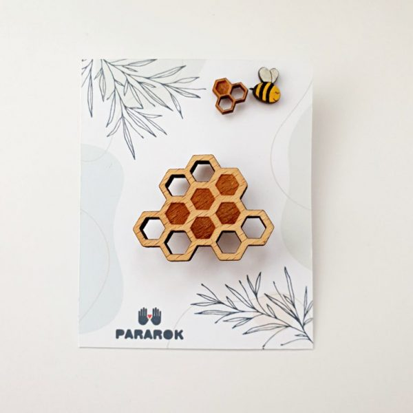 Lesen-nakit-PARAROK-satje-čebela